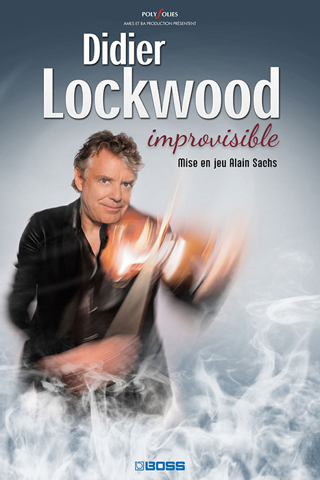 Didier-Lockwood -Improvisible